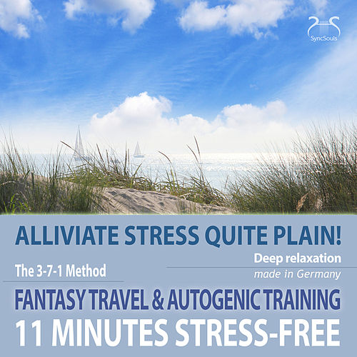 11 Minutes Stress-Free - Alliviate Stress Quite Plain! a Fantasy Travel to the Sea & Autogenic von Various Artists