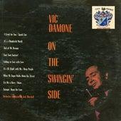 On the Swingin' Side von Vic Damone