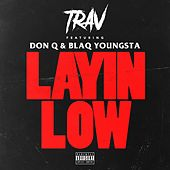 Layin Low (feat. Don Q & Blac Youngsta) by Trav