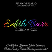 Edith Barr & Sus Amigos (En Vivo) de Various Artists