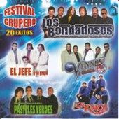 Festival Grupero 20 Exitos by Various Artists