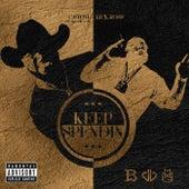 Keep Spendin' (feat. Rick Ross) by C.Stone the Breadwinner