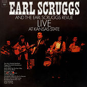 Live at Kansas State de Earl Scruggs