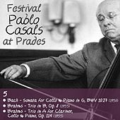 Pablo Casals at Prades, Volume 5 by Various Artists
