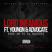 Feed Em To Da Maggots (feat. Youngn & Advocate) by Lord Infamous