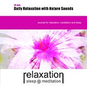 10 min Daily Relaxation With Nature Sounds von Relaxation Sleep Meditation
