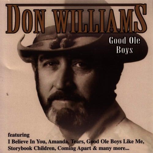 Good Ole Boys by Don Williams