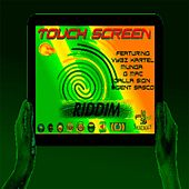 Touch Screen Riddim de Various Artists