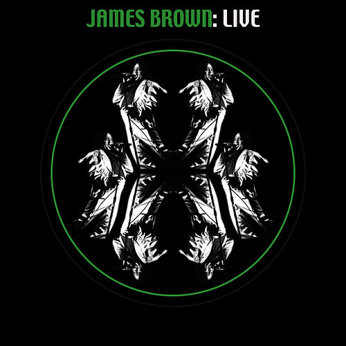 Live by James Brown