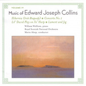 Music of Edward Collins, Vol. IV by Royal Scottish National Orchestra