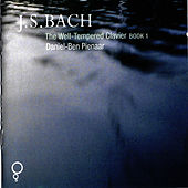 Book 2 CD1 Well-Tempered Clavier by Daniel-Ben Pienaar