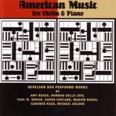 American Music for Violin & Piano by Elizabeth Smith