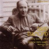 Complete String Quartets, Vol. 3 by Potomac String Quartet