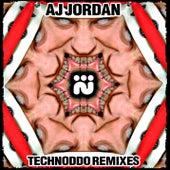 TechNoddo Remixes by Aj Jordan