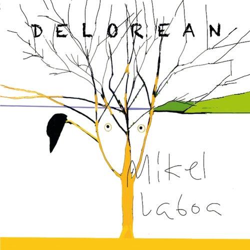 Mikel Laboa by Delorean