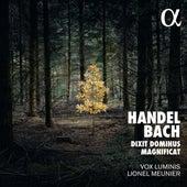 Bach: Magnificat - Handel: Dixit Dominus von Various Artists