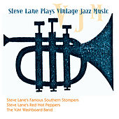 Steve Lane Plays Vintage Jazz Music by Various Artists