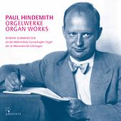 Hindemith: Organ Works by Roman Summereder