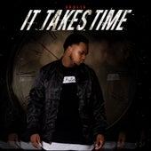 It Takes Time by Soul Ja