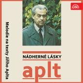 Nádherné lásky - Melodie na texty Jiřího Aplta by Various Artists
