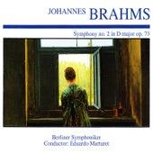 Brahms: Symphony No. 2 in D Major, Op. 73 by Deutsches Symphonie-Orchester Berlin