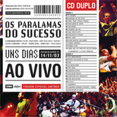 Uns Dias Ao Vivo by Various Artists