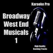 Karaoke Pro - Broadway West End Musicals 1 de Karaoke Pro (1)