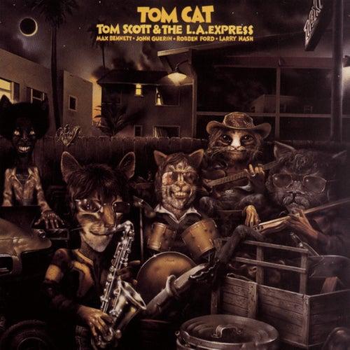 Tom Cat by Tom Scott