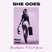 She Goes (feat. Kent Jones) von Christopher