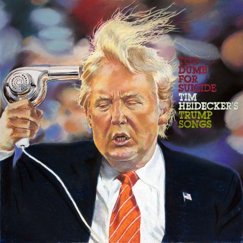 Too Dumb for Suicide: Tim Heidecker's Trump Songs de Various Artists