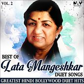 Best of Lata Mangeshkar Duet Songs: Greatest Hindi Bollywood Duets Hits, Vol. 2 by Various Artists