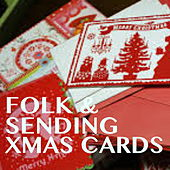 Folk & Sending Xmas Cards de Various Artists