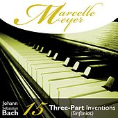 J.S.Bach Three-Part Inventions (Sinfonias) de Marcelle Meyer