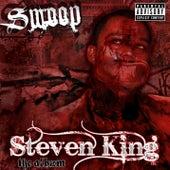 Steven King by Swoop