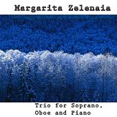 Trio for Soprano, Oboe and Piano von Margarita Zelenaia