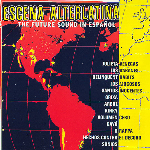 Escena Alterlatina... by Various Artists