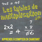 Les tables de multiplication - apprends à compter en chantant by Fanny