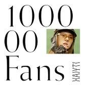 100.000 Fans von Haiyti