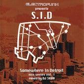 Somewhere In Detroit Mix Series Vol.1 de Various Artists