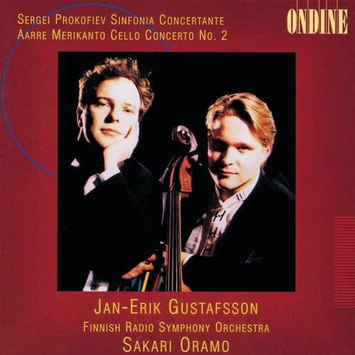Prokofiev: Sinfonia Concertante by Jan-Erik Gustafsson