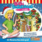 Kurzhörspiel - Bibi erzählt: Der etwas andere Weihnachtsabend von Bibi Blocksberg