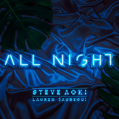 All Night de Steve Aoki x Lauren Jauregui