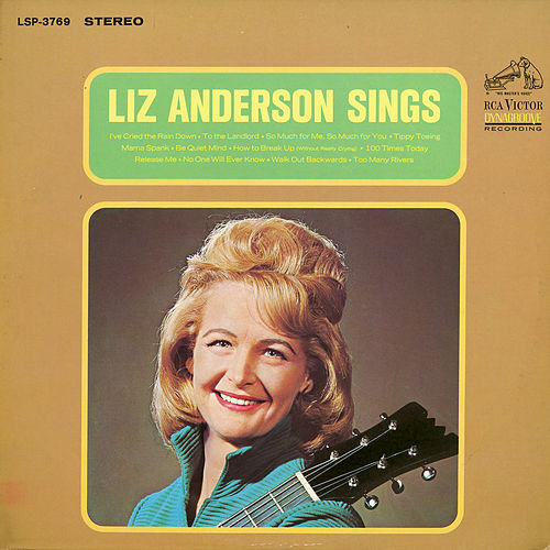 Sings by Liz Anderson