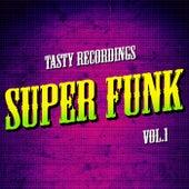 Super Funk, Vol. 1 - EP fra Various Artists