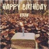 Happy Birthday de Kaiak