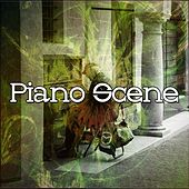 Piano Scene by Bar Lounge