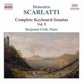 Complete Keyboard Sonatas Vol. 5 by Domenico Scarlatti
