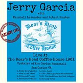 Live at the Boar's Head Coffee House 1961 by Jerry Garcia