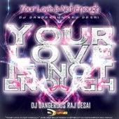 Your Love Is Not Enough de DJ Dangerous Raj Desai