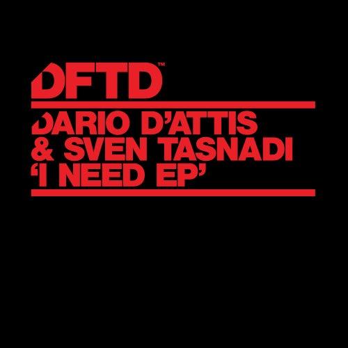 I Need EP by Sven Tasnadi